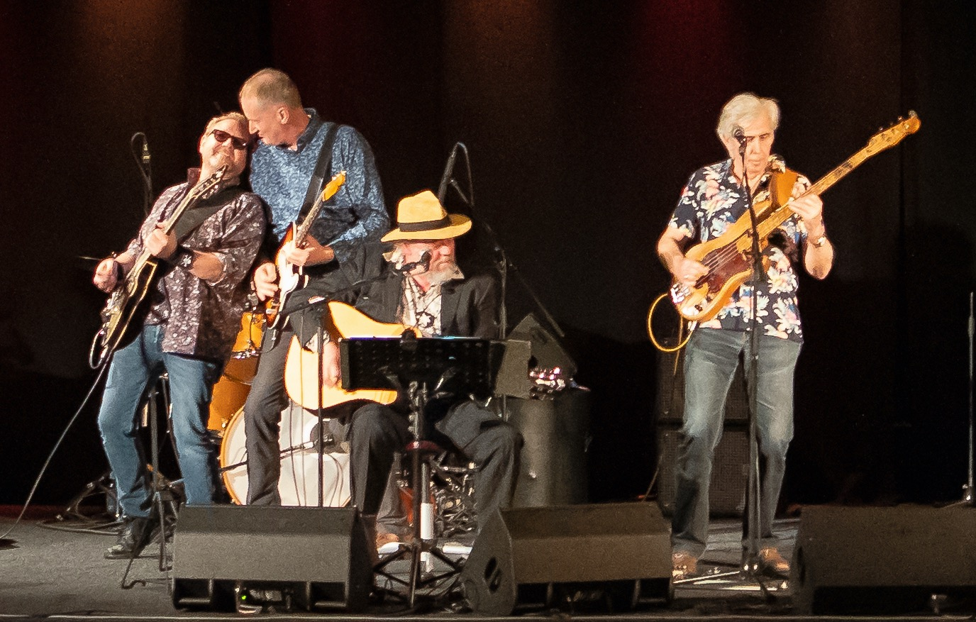 Charly Schreckschuss Band im Culturgut - 18.01.2020 - Foto Marcus Dewanger